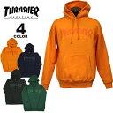 ショッピングs.h 【公式】スラッシャー パーカー THRASHER Foaming HOMETOWN HOODIE SWEAT PARKA プルオーバー パーカ スエット メンズ レディース 裏起毛スウェット 全4色 S-XL