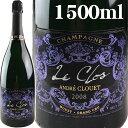 Andre Clouet Le Clos [2008] 【正規品/木箱入・マグナムサイズ 1500ml】 / アンドレ・クルエ ル・クロ [FR][白泡]