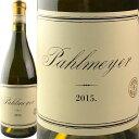 Pahlmeyer Chardonnay Napa Valley [2015] / パルメイヤー シャルドネ ナパ・ヴァレー [US][白]
