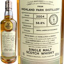 Gordon & MacPhail Connoisseurs Choice Cask Strength Highland Park 14 yo [2004] / ゴードン&マクファイル コニサーズチョイス カ..