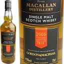 Gordon & MacPhail Speymalt From Macallan [2005] / ゴードン&マクファイル スペイモルト フロム マッカラン [SW]