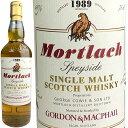 モートラックGordon & MacPhail Mortlach Single Cask for JIS [1989] / ゴードン&マクファイル モー
