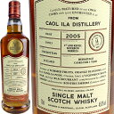 Gordon & MacPhail Connoisseurs Choice Wood Finish Caol Ila 14 yo Hermitage Finish [2005] / ゴードン&マクファイル コニサーズチ..