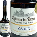 Chateau Du Breuil VSOP / シャトー ド ブルイユ VSOP [BCa]