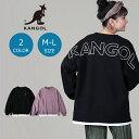 KANGOL バックロゴプリントパーカー ウィメンズRight-on,ライトオン,KPLC-00068,KANGOL,カンゴール
