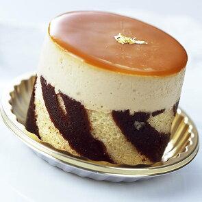 紅茶ムース&チョコムースの奏でる香り高いプチケーキ ムースショコラ・テ【リーガロイヤルホテル】