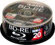 ライテック製 / RiDATA / 録画用BD-RE / 20枚パック[BD-RE130PW 2X.20SP C]※