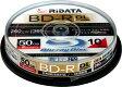 ライテック製 / RiDATA / 片面2層 50GB / 長時間録画対応 一回録画用ブルーレイディスク BD-R / スピンドルケース 10枚入り[BD-R260PW 6X.10SP A]※