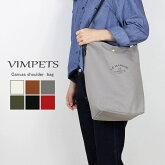 VIMPETS ヴィムペッツ キャンバスショルダーバッグ  MV167683