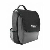 THULE製スマートRV・洗面小物収納バッグ(ブラック) キャリングハンドル L型フック付サイズ : 40 X 35cm (オープン時:115 X 35cm)代引後払い注文不可の画像