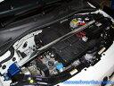 FIAT,500【ABA-312#】カワイワークス フロントストラットバーオーヴァルタイプ/OS■注意事項要確認■