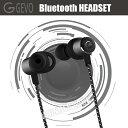ショッピング 【メール便送料無料】 GEVO Buletooth Headset ワイヤレス ステレオ ヘッドセット イヤホン ブルートゥースイヤホン Bluetooth 4.1