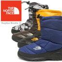 ◆2012-2013年秋冬モデル◆THE NORTH FACE NUPTSE BOOTIE IV (NF01271)[全7色]【送料無料】ノースフェイス ヌプシブーティ4 メンズ(男性用)【靴】_11210F(ripe)