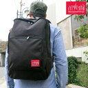 Manhattan Portage Union Square Backpack[ブラック]マンハッタンポーテージ ユニオンスクエアバックパック【鞄】_11303E(ripe)【送料無料】【あす楽】