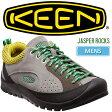 ・KEEN JASPER ROCKS[ニュートラルグレー/ウォームオリーブ]キーン ジャスパー ロックス メンズ(男性用)【靴】_11510F(ripe) 【送料無料】 10P27May16到着後レビューで次回使えるクーポンプレゼント