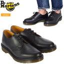 \555円OFFクーポン★応援キャンペーン/ドクターマーチン Dr.Martens 1461 3ホール ポストマンシューズ[ブラック](10078001)CORE 1461 PW 3 EYELET SHOE メンズ レディース【靴】_11609E(ripe)
