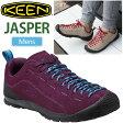 ・キーン KEEN ジャスパー アウトドアスニーカー [シャドーパープル]KEEN JASPER メンズ(男性用)【靴】_11610E(ripe) 10P03Dec16