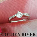 A good-quality form & Shin pull diamond cz silver 925 platinum ring [lapping free of charge] [possible delivery date designation] [easy ギフ _ packing]