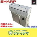 【中古】RA201▲シャープ ルームエアコン 2011年 4.0kw 〜16畳 AY-Z40SD