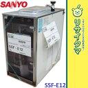 【中古】K▼未使用 サンヨー ソフトクリームサーバー フリーザー SSF-E12 (04772)