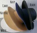 5886647■3s0s 帽子 5colors 帽子 プチプラ ブレード つば広 ストローハット 女...