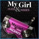 ショッピングマイガール ☆2018年 SCOTTY CAMERON スコッティ キャメロン My Girl マイガール 限定生産 パター XOXO Hug and Kiss