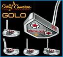 ☆2015年モデル SCOTTY CAMERON GOLOシリーズ ゴーロー スコッティキャメロン パター