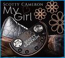 ショッピングマイガール ☆2017年 タイトリスト スコッティキャメロン マイガール SCOTTY CAMERON My Girl パター 34インチ