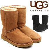 【最大500円OFFクーポン】UGG アグ メンズ ブーツ ムートンブーツ クラシック ショート CLASSIC SHORT MENS 【正規品】 5800 【ugg2】