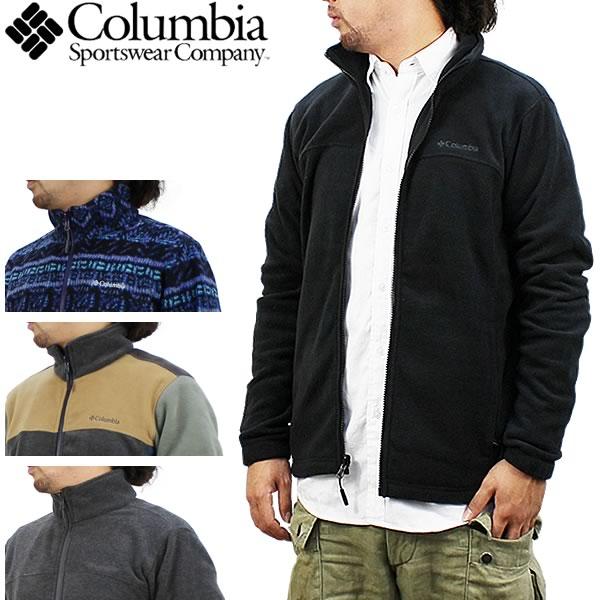 コロンビア バックアイスプリングスジャケット(メンズ)