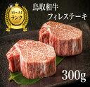 フィレステーキ 鳥取和牛 A5 A4 シャトーブリアン ステーキ 2枚 合わせて約300g以上 フィ