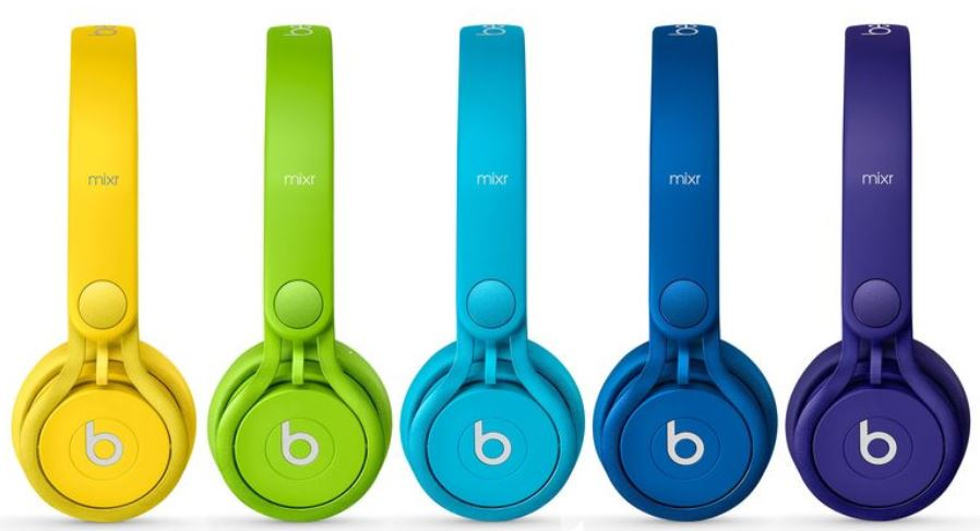 Beats by Dr.Dre Mixr 密閉型オンイヤーヘッドホン インディゴ BT ON MIXR C-ING