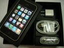 ドコモ、ソフトバンク、auに対応!【税込送料込!】iPhone 3G Apple 正規品8GB SIMフリー ブラック