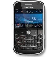 【税込!送料込!】3G BlackBerry Bold9000 SIMフリースマートフォン