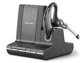 Savi Talk WT100上位機種ならこれだ【税込!送料無料!】Plantronicsプラントロニクス Savi W730 Unlimited Talk Time Bluetooth ワイヤレスヘッドセットシステム