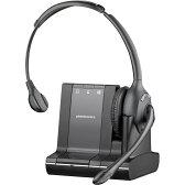 Savi Talk WT100上位機種ならこれだ【税込!送料無料!】Plantronicsプラントロニクス Savi W710 Unlimited Talk Time Bluetooth ワイヤレスヘッドセットシステム