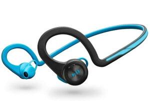【国内正規品】PLANTRONICS両耳BluetoothワイヤレスヘッドセットBackBeatFitBlueBACKBEATFIT-BL