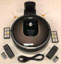 デモ機 iROBOT ロボットクリーナー ルンバ 980...
