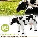 RoomClip商品情報 - インテリアZOOシリーズ ウシ(ワールドマップ)  /牛/座れるぬいぐるみ/北欧/インテリア/座れる牛/うし/ウシ/座れるウシ/座れるうし/アニマルスツール/ 【あす楽対応】