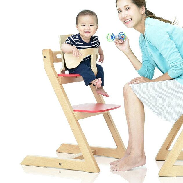 HOPPLホップルChoiceチョイスベビーハイチェアハイチェアベビーチェア木製赤ちゃんスタッキング