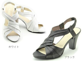 ☆10%OFF ☆ heel sandals DLL1409