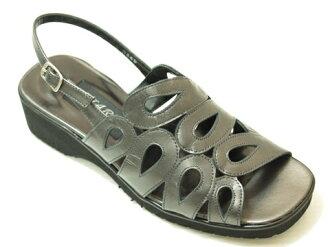 3448 TIARA comfort sandals black