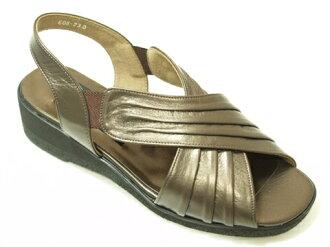 608 comfort sandals bronze