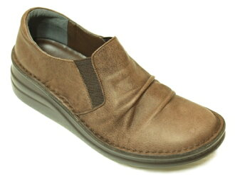 8303 Put's thickness bottom casual shoes dark brown