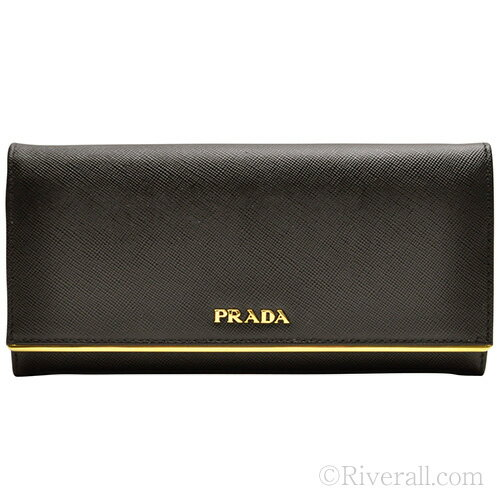 riverall | Rakuten Global Market: Prada purse PRADA 2 fold wallet ...