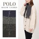 ポロ ラルフローレン Polo Ralph Lauren スカーフ メンズ レディース ユニセックス pc0230 マフラー ストール オシャレ おしゃれ ブランド ウール