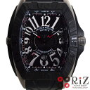 FRANCK MULLER CONQUISTADOR Black コンキスタドール グランプリ エルガ 9900SC DT GPG【中古】