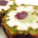 ワッフル屋さんのNo.1ロールケーキくるくるワッフル「抹茶あずき」【0127アップ祭】