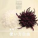 マム 造花 ■髪飾り・コサージュ【あす楽対応】 パーティー ...