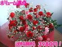 次々と、つぼみが花開き長く楽しめるカーネーション母の日ギフト人気の花束